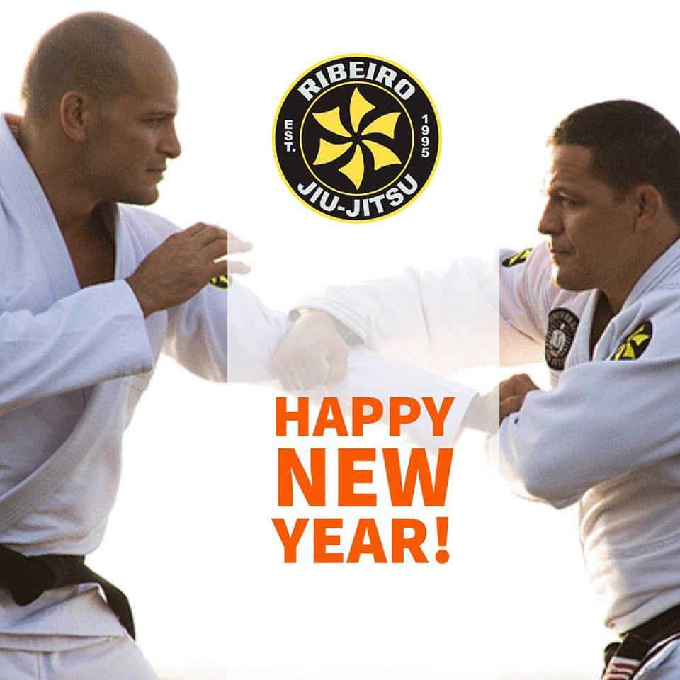 Happy New Years - Jubera Jiu Jitsu
